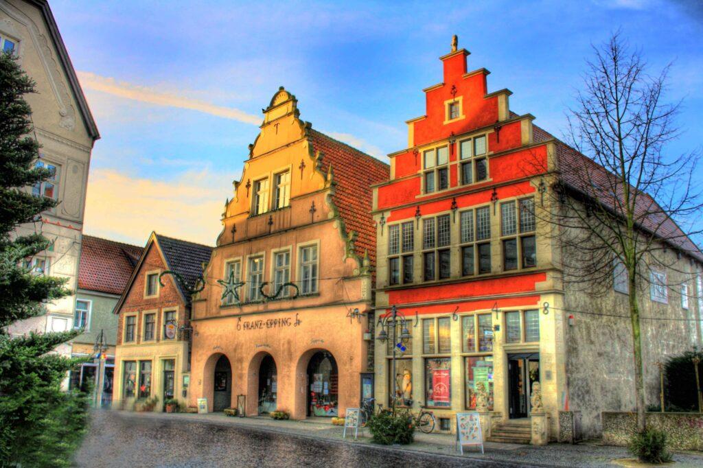Burg-Steinfurt Stiftung erlebt erfreuliches erstes Stiftungsjahr laut Dirk Zumbansen
