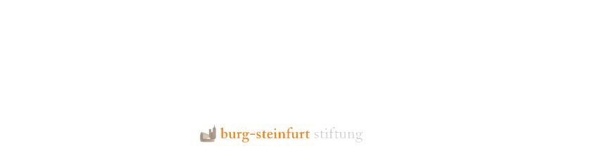 Die Burg-Steinfurt Stiftung